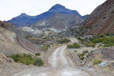 Thumbnail image of West Texas trails.