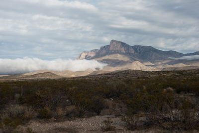 Thumbnail image of Guadalupe Mountains National Park.