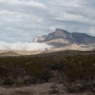 Guadalupe Mountains National Park.