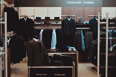Thumbnail image ofA clothing store in Ukraine.