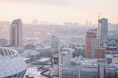 Thumbnail image of Central Kyiv.