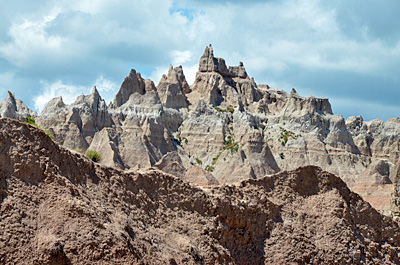 Thumbnail image of Badlands National Park.
