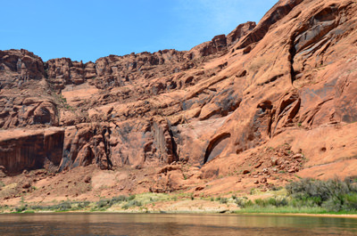Thumbnail image of The Walls of Glen Canyon.
