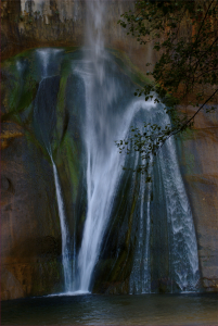 Thumbnail image of Lower Calf Creek Falls.