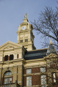 Thumbnail image of Courthouse, Marysville, Ohio