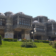 National and University Library of Kosovo.