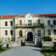 National Institute and Museum, Bitola, Macedonia.