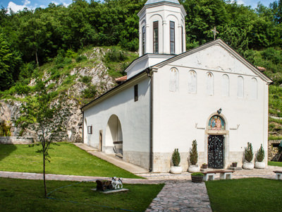 Thumbnail image ofChurch in the Holy Trinity Monastery in Pljevlja.