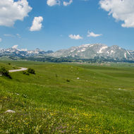 Durmitor Mountains.