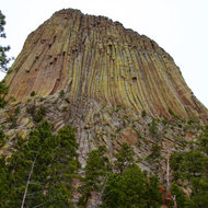 Devils Tower National Monument .