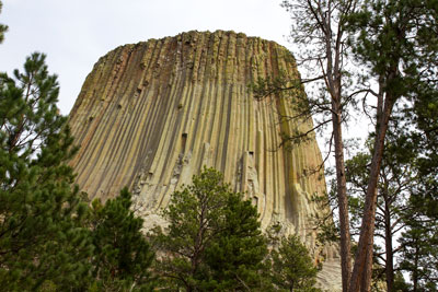 Thumbnail image ofDevils Tower National Monument.