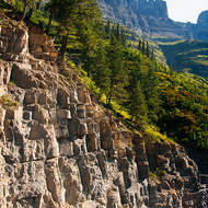 Gorgeous Going-to-the-Sun Road.