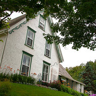 LM Montgomery s childhood home.