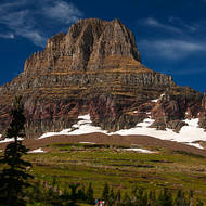 Absolutely fabulous view from Logan Pass.
