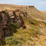 Head-Smashed-In Buffalo Jump.