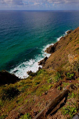Thumbnail image ofLooking south from the easternmost point in Australia.