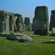 Ancient mystical stones.