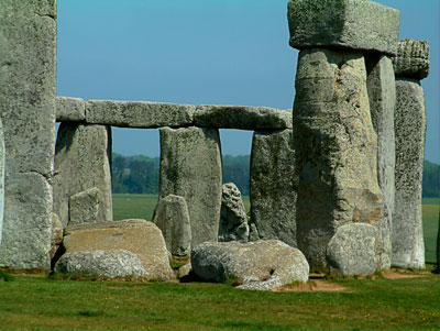 Thumbnail image ofAncient mystical stones of Stonehenge.