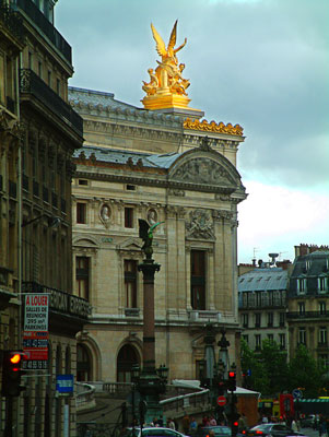 Thumbnail image of Paris Opera, National Academy of Music.