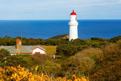 Thumbnail image ofCape Schanck lighthouse and lighthouse reserve...