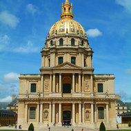 L'Hotel National des Invalides.