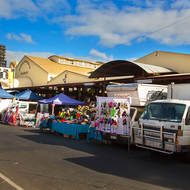 Markets sheds J and K at Queen Victoria Market.