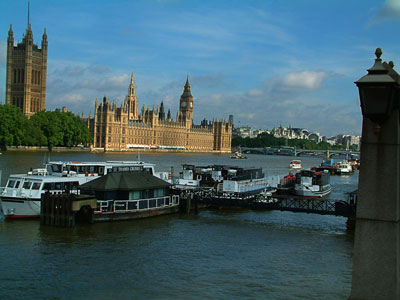 Thumbnail image ofThe Palace of Westminster, the houses of Parliament...
