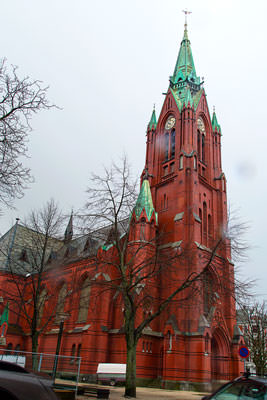 Thumbnail image of Bergen Cathedral, Johannes kirke.