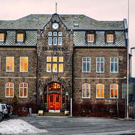 Trondheim Customs House.