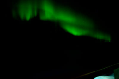 Thumbnail image of Display of the northern lights, Aurora Borealis.