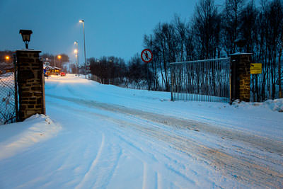 Thumbnail image of Russian border crossing.