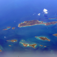 An So'n island in the Gulf of Thailand.
