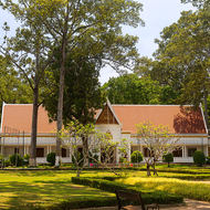 The Royal Residence Siem Reap.