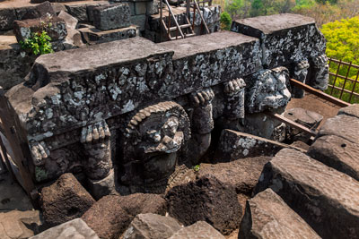 Thumbnail image ofLarge lintel frieze on the top of Prasat Thom...