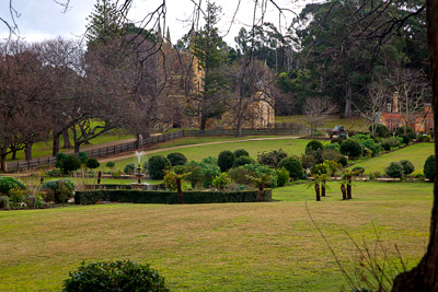 Thumbnail image of Government gardens and government offices and...