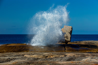 Thumbnail image ofNow that's better as a blowhole in action, even...