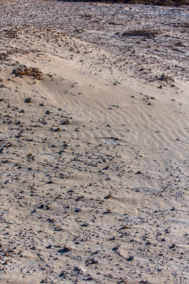 Thumbnail image ofLooks like a desert but is just a sandblow.