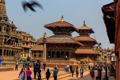 Thumbnail image ofPatan Durbar Square.