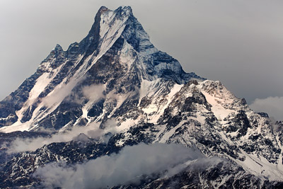 Thumbnail image of Fishtail mountain, Machhapuchhre.