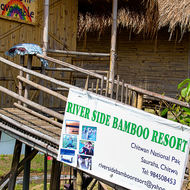Riverside Bamboo Resort.