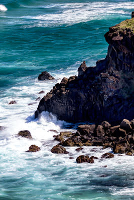 Thumbnail image of Shag Rock just south of Lennox Head.