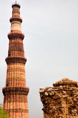 Thumbnail image ofQutab Minar.