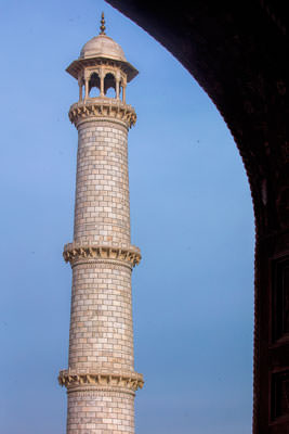 Thumbnail image of North-east corner minaret.