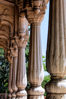 Thumbnail image of Marble columns.