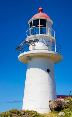 Thumbnail image of Double Island Point lighthouse.