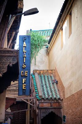 Thumbnail image ofPalais de Fes.