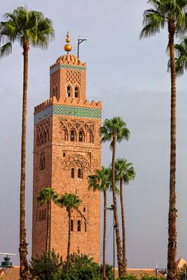Thumbnail image ofKoutoubia minaret.