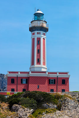 Thumbnail image of Punta Carena Lighthouse on the south-western tip...