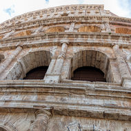 Grandiose Colosseum.