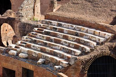 Thumbnail image ofColosseum, good seats.